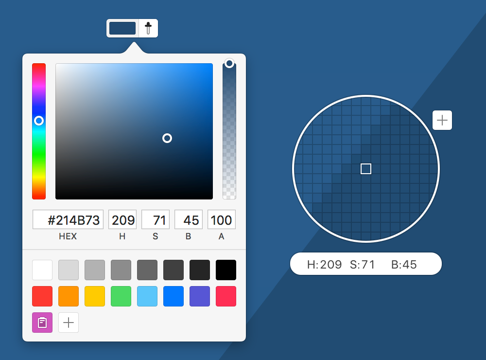 Your new favorite color picker